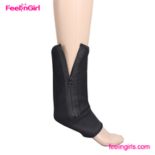 2016 Zipper Relief Pain Protect Neoprene Waterproof Ankle Support