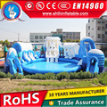 EN14960 giant inflatable water park,water park inflatable