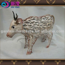 Handmade metal art sculptures small animals craft wholesale