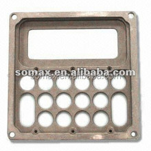 Custom made aluminum injection die casting, die casting parts