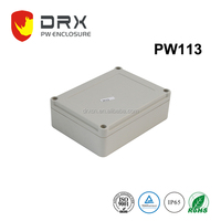 ABS waterproof enclosure plastic junction box for electronics