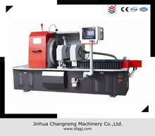 Automatic circular rotary metal tube pipe cutter