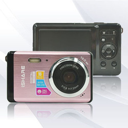 Factory supply digital camera/photo camera/ camcorder 8X digital zoom 1080P with 3.0'' TFT screen