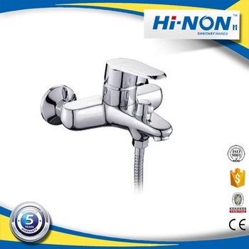 2017 new product Advanced technology contemporary showers faucets