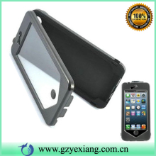 Waterproof phone case for iphone4 4s bicycle mount