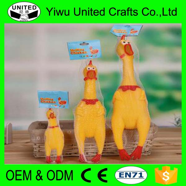 Promotion Funny Chicken Creative Shrilling Screaming Chicken Sound
