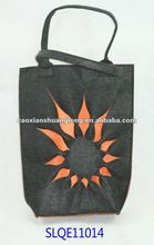 special design wool felted bag