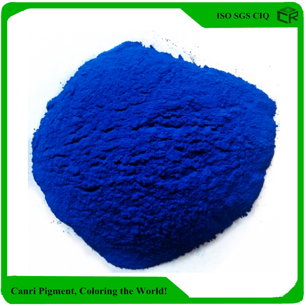 Blue chemical powder iron oxide for water based pigment paste