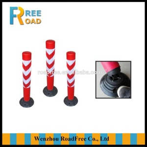 95cm Reflective flexible Warning road Safety Delineator Post