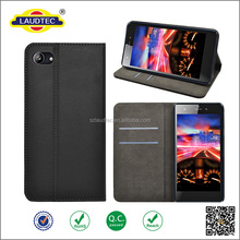 For Micromax Canvas Nitro 3 E352 Case Genuine Flip Wallet Leather Protective Phone Case For Micromax Cover