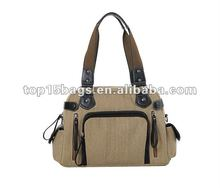 2012 Fashion Retro Tote Leather Bag Handbag