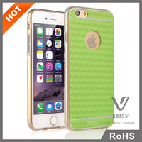 JULES.V 3D sublimation phone case with dot view case for apple iphone6