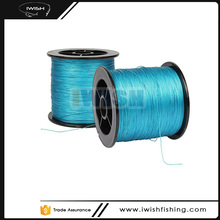 100% Spectra 4ply Blue PE Strong Fishing Line For Fishing Store Online