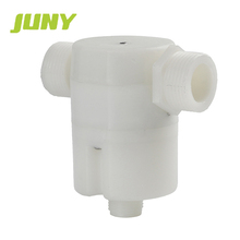 Standard mini plastic ball valve float 316 floating ball valve