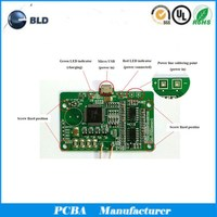 China PCB Factory Manufacture Power Bank PCB Circuit Board