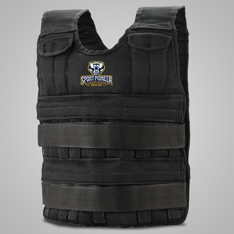 2016 Best-Selling 40LB invisible Weighted Vest