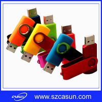 Promotional gift mouse with pen drive with high speed flash