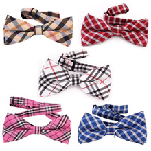 Hot Sale casual mixed color kids bow tie boy bowtie in Children's accessoriesBT-12