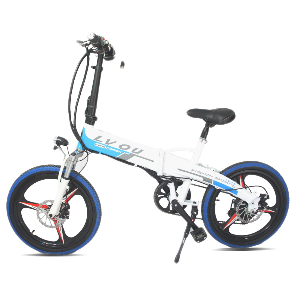 New style fat tire electric bike with 36v 500w motor