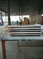 reasonable design heater evaporator used in industrial refrigeration