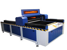 Mixed laser cutter, co2 laser cutting machine for sheet steel