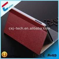 New Arrival Ultra thin Wallet Stand Leather Case for iPad Air 5 Flip Cover for iPad5 Cases