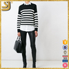 New Arrival ladies' fashion pullover sweater, wool sweater hand made