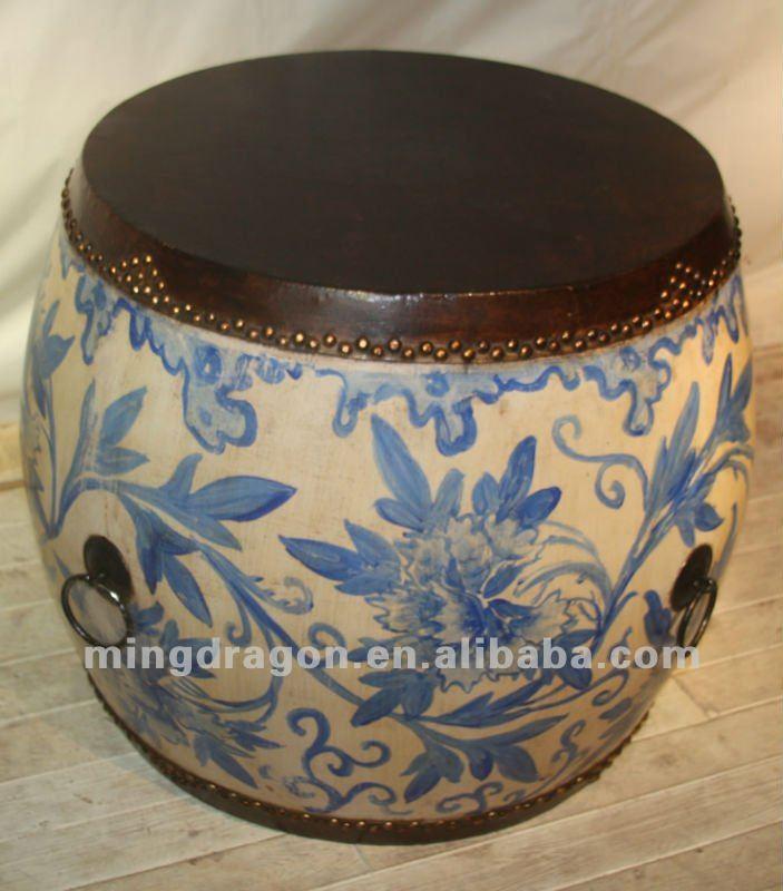 Muebles antiguos chinos de madera tambor otros muebles for Muebles antiguos chinos
