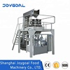 JOYGOAL High precision stand up pouch weighting filling sealing packing machine for nuts