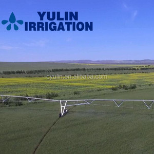 2018 Hot Sale Automatic Farming DYP Center Pivot Irrigation Equpment/Sprinkler irrigation machine with spray gun