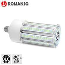UL DLC Listed 2835Smd Led Corn Bulb 54 Watt, Waterproof Led Corn Light Lamps Uk