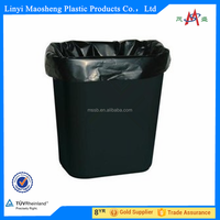 garbage bag manufacturing / plastic garbage roll bag / trash bag can liner