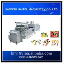 HTL-T150 high efficiency good taste small jelly candy making machine production line