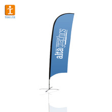 Factory price promotion bicycle safety flag for advertising