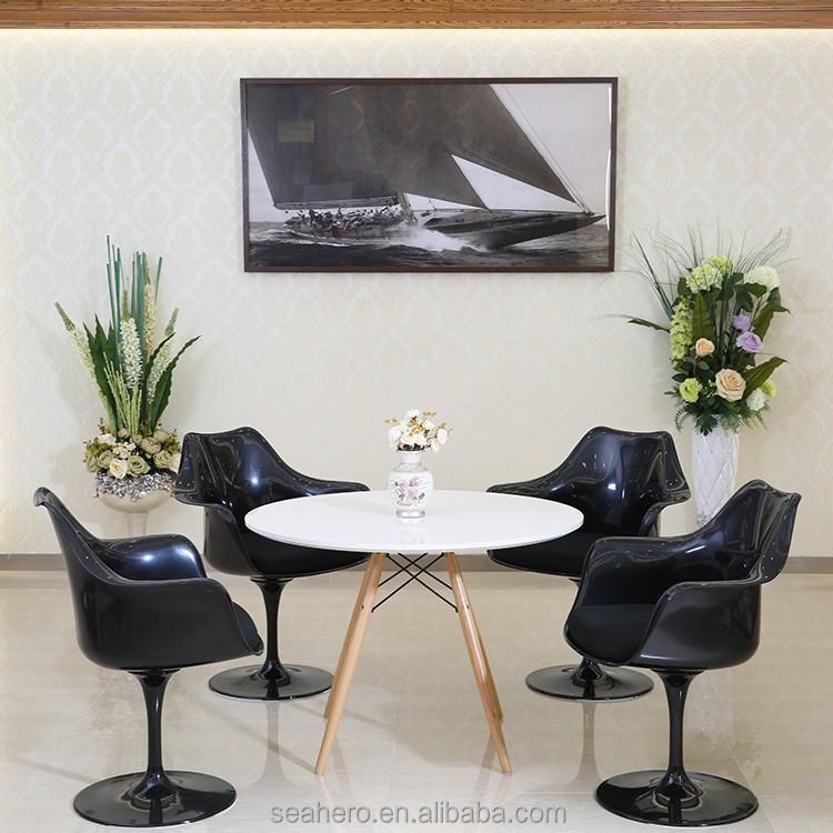 Abs 이탈리아어 디자인 인체 공학적 현대 부엌 테이블 의자 ...