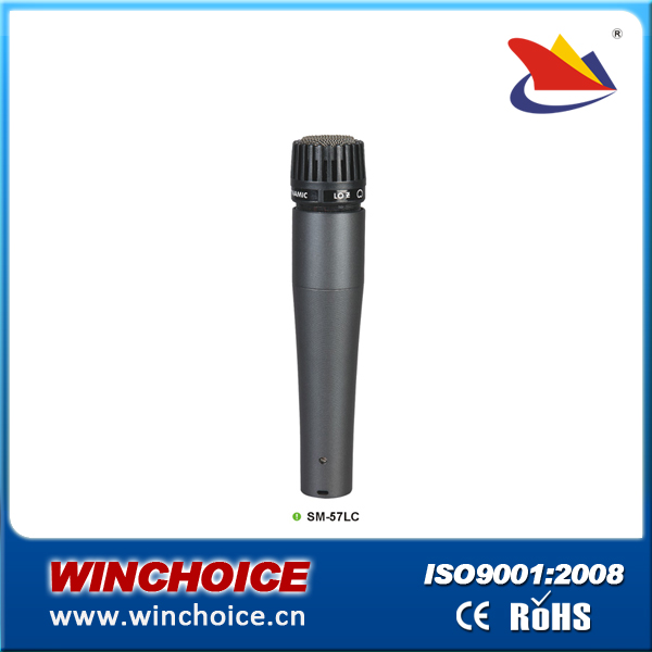 2013 professional dynamic handheld cb microphone