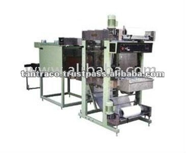 SIT Series Fully Automatic Sleeve Shrink Wrapper
