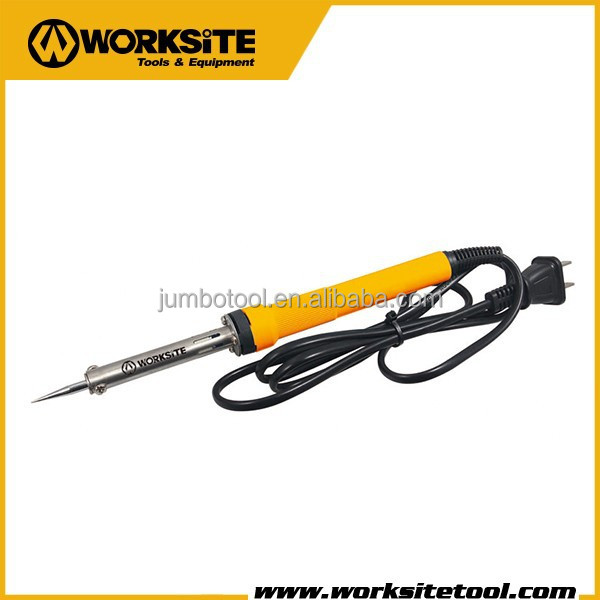 WT9010 Worksite Brand Hand Tools 40W External Heating Electric Soldering Iron