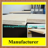 Construction use T & G plywood