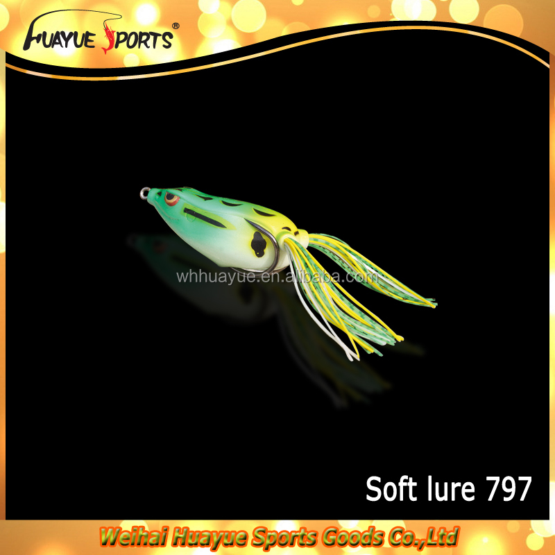 Best Seller Quality Frog Fishing Lure - Soft lure 797