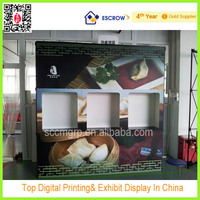 Pop Up Trade Show Display In Shenzhen Factory
