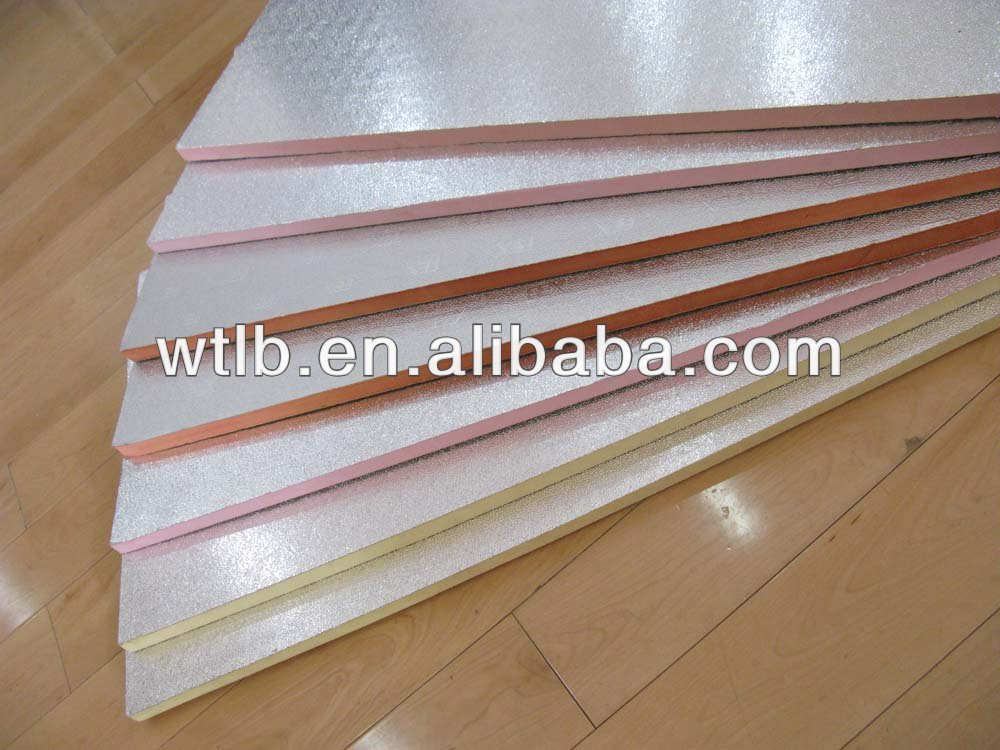 hvac phenolic compound air duct