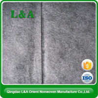 Manufacturer Supplier Needle Punch Non Woven Felt Customized