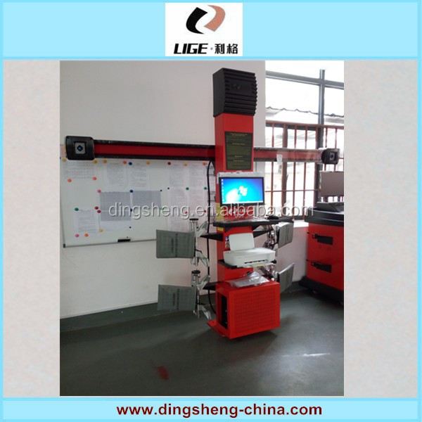 Automotive equipment 3d digital four wheel alignment, Good quality top level 3D wheel alignment