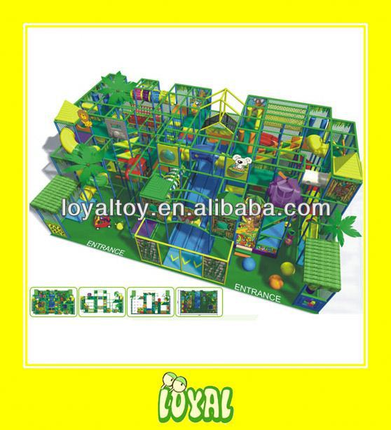 Made in China indoor play area adults low price with high quality