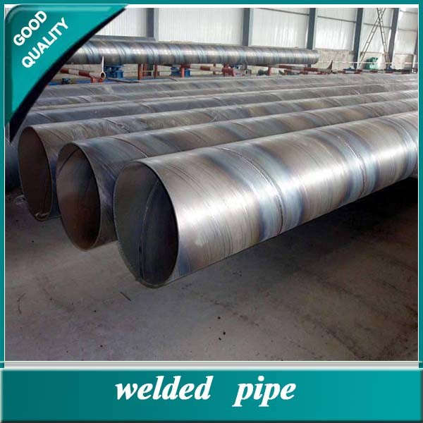 ERW ASTM A106 Grade B Carbon Steel welded Pipe
