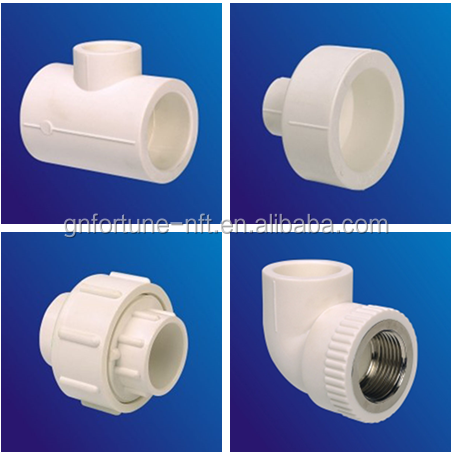 Water Supply PPR Pipe Fittings