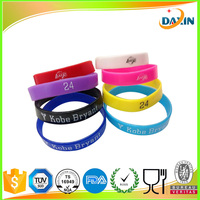 NBA Stars Wristband Silicone Bracelet For