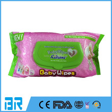 72 pcs Organic Alcohol Free Baby Wipe Tissue