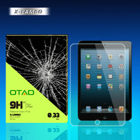 free samples OTAO X-LAMBO the most professional PET and tempered glass screen guard for ipad